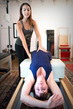 Gratz Reformer at REBEL Pilates Studio